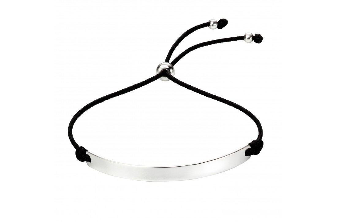 ID bar toggle bracelet