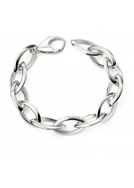 Marquise chain bracelet