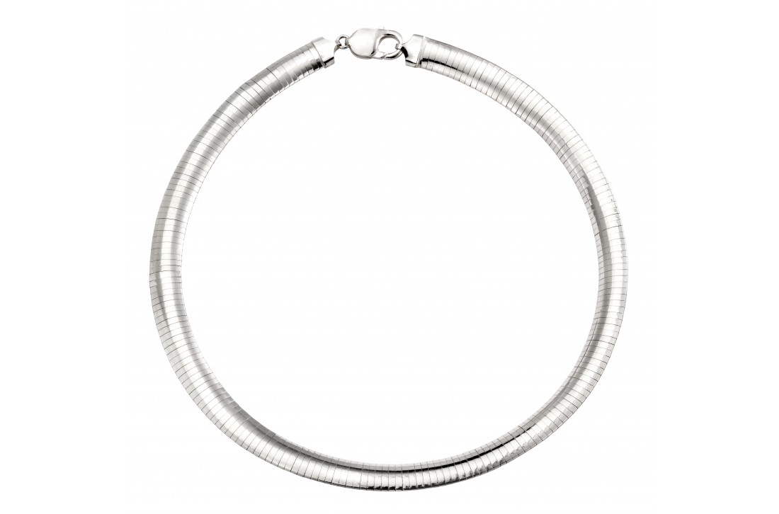 8mm Omega necklace