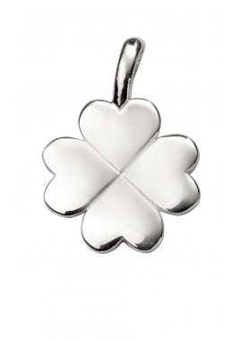 Four leaf cloverpendant
