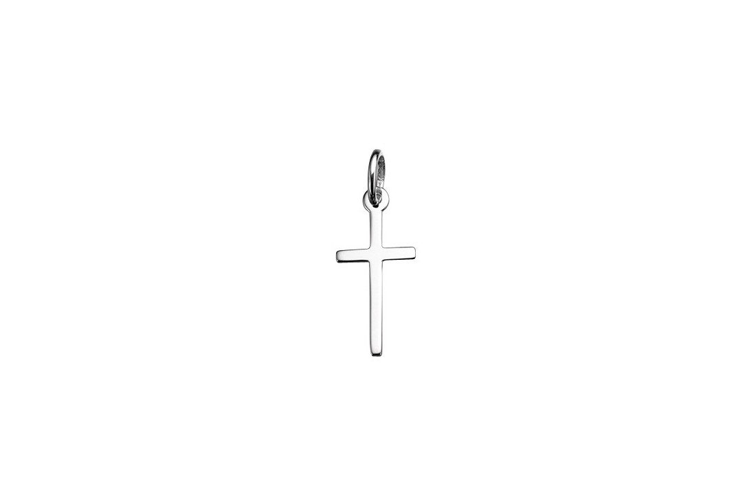 The Simple Cross Neacklace