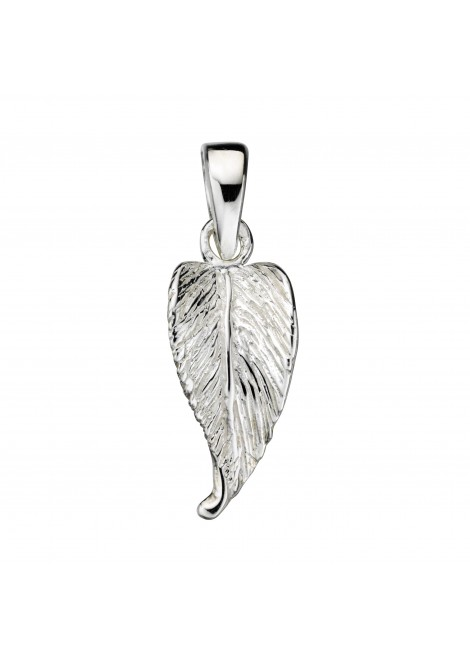 Leaf drop pendant