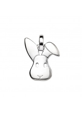 The Bunny Necklace.