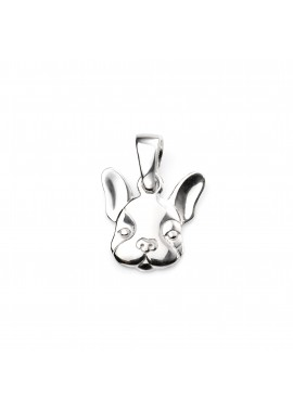 The French Bulldog Necklace.