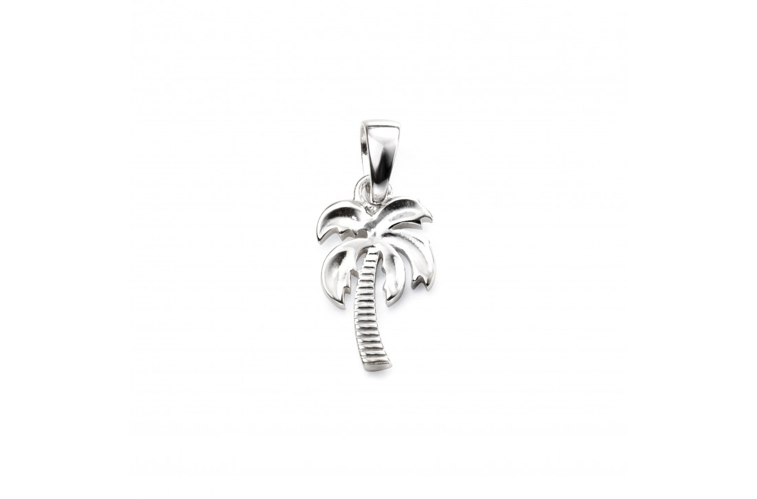 The Palm Tree Necklace